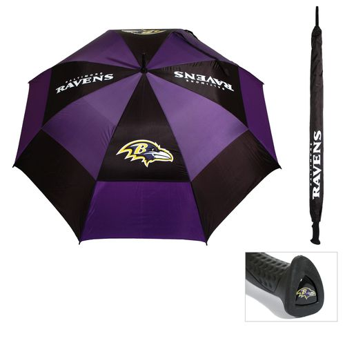 Team Golf Adults' Baltimore Ravens Umbrella