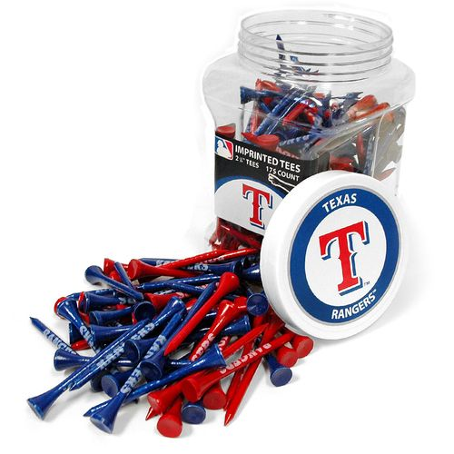 Team Golf Texas Rangers Tees 175-Pack