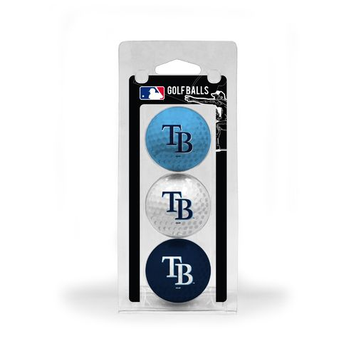 Team Golf Tampa Bay Rays Golf Balls 3-Pack - view number 1