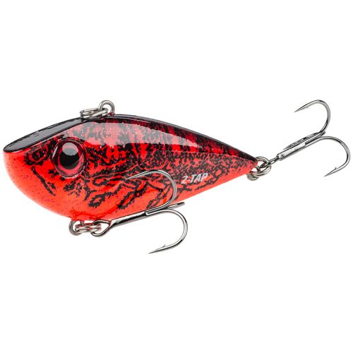 Strike King Red Eyed Shad Tungsten 2 Tap 1/2 oz Lipless Crankbait