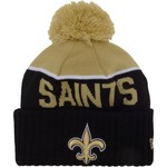 New Era Adults' New Orleans Saints Cold Weather Sport Knit Cap