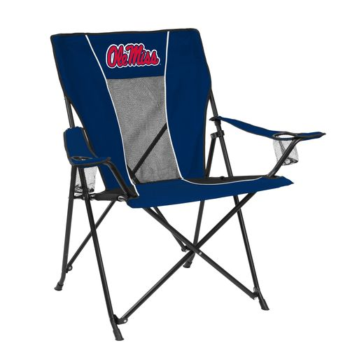 Logo™ University of Mississippi Game Time Chair