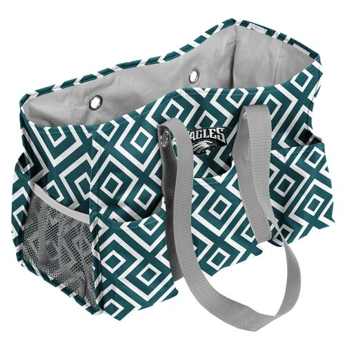 Logo™ Philadelphia Eagles DD Junior Caddy Tote Bag