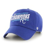 Forty Seven Men's Kansas City Royals 2015 World Series Champions 2x Champs Clean Up Cap