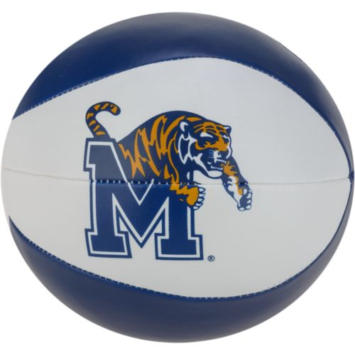 "Rawlings® University of Memphis Free Throw 4"" Softee Basketball"