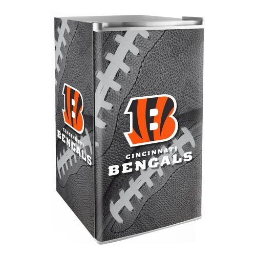 Boelter Brands Cincinnati Bengals 3.2 cu. ft. Countertop Height Refrigerator