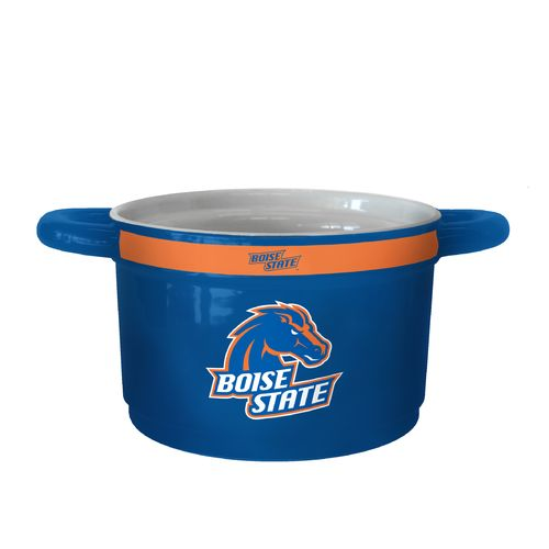 Boelter Brands Boise State University Gametime 23 oz. Ceramic Bowl