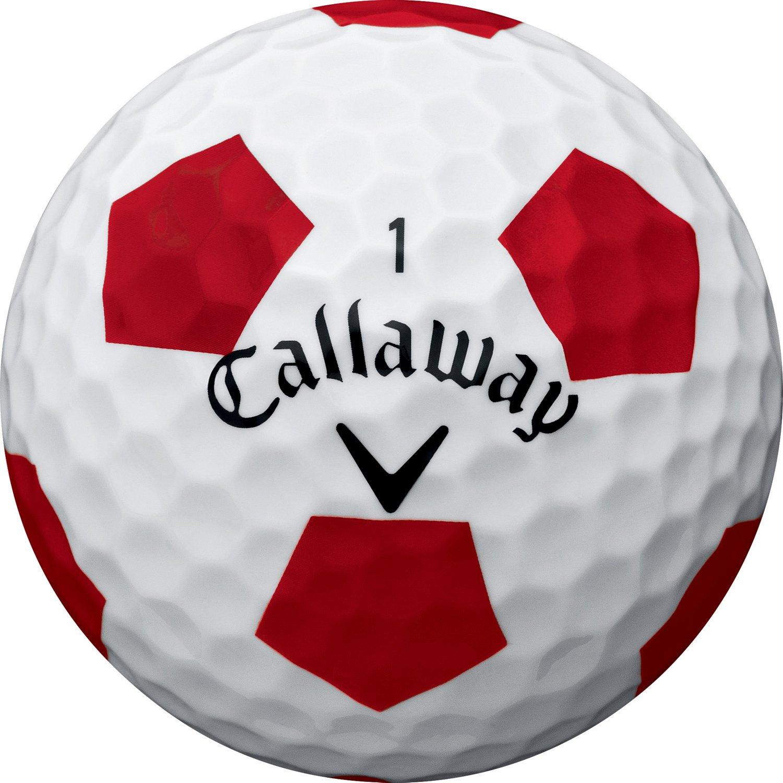 Callaway Chrome Soft 2016 Truvis Golf Balls 12-Pack