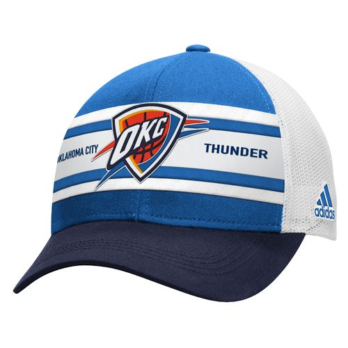 adidas™ Adults' Oklahoma City Thunder Structured Cap