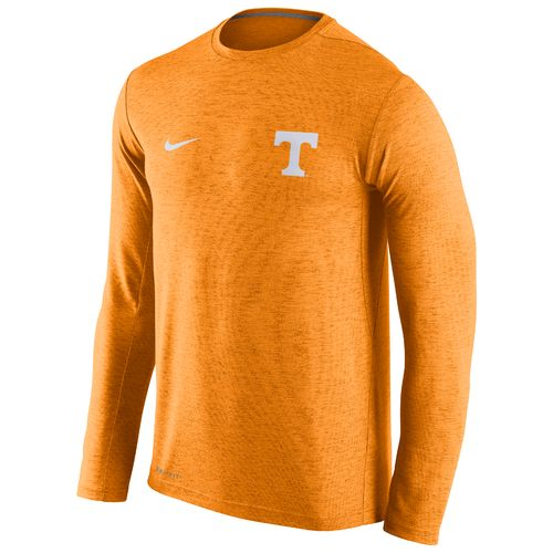 Nike™ Men's University of Tennessee DF Touch Long Sleeve T-shirt