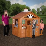 Backyard Discovery™ Summer Cottage Playhouse - view number 5