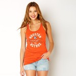 Soft As A Grape Women's Houston Astros Multicount Tank Top