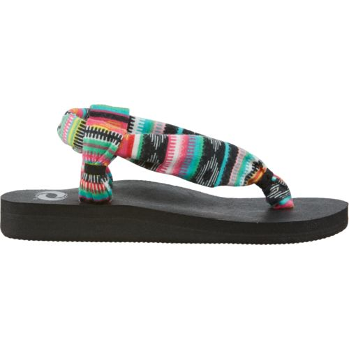 O'Rageous® Girls' Soft Strap Sling Sandals