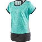 BCG™ Women's Lifestyle Dye Mesh Short Sleeve T-shirt