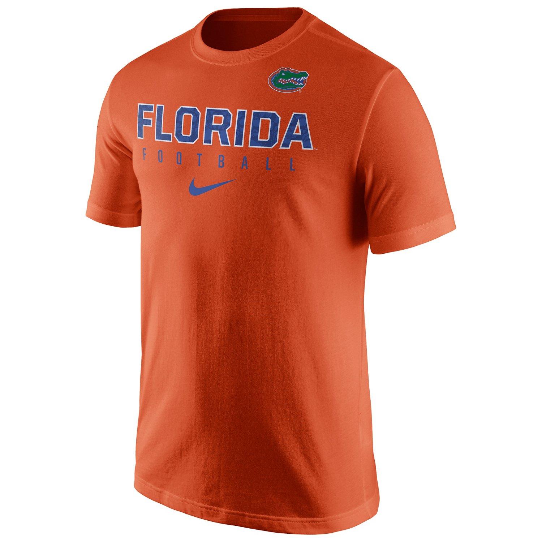 Nike™ Men's University of Florida Short Sleeve Practice