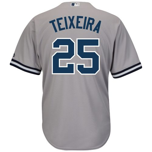 Majestic Men's New York Yankees Mark Teixeira #25