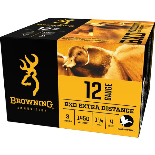 Browning BXD Extra-Distance Steel Waterfowl 12 Gauge Shotshells - view number 3
