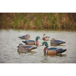 Game Winner® Carver's Edge 3-D Wood Duck Decoys 6-Pack - view number 6