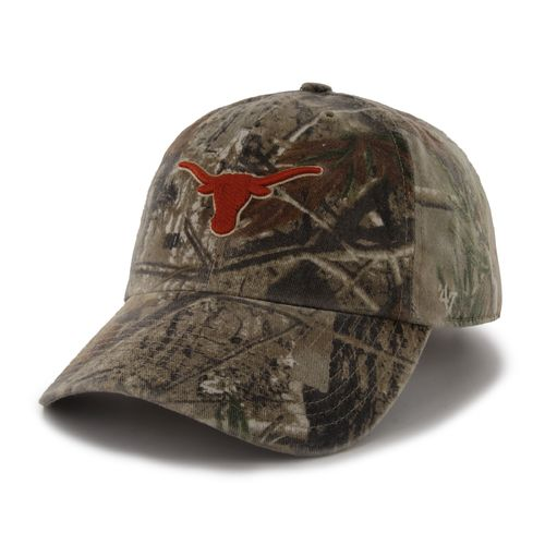 '47 Kids' University of Texas Realtree Clean Up Cap