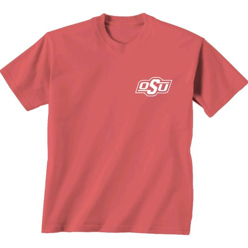 New World Graphics Women's Oklahoma State University Floral T-shirt - view number 2