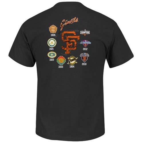 Majestic Men's San Francisco Giants Last Rally T-shirt