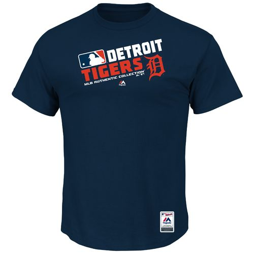 Majestic Men's Detroit Tigers On Field Team Choice T-shirt