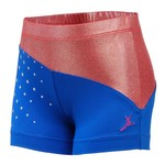 Capezio® Girls' Future Star Olympics Printed Short