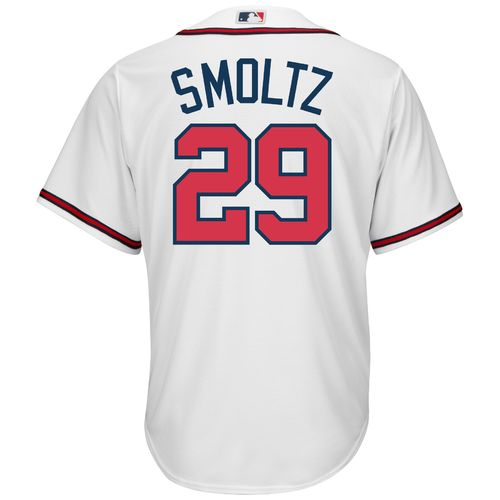 Majestic Men's Atlanta Braves John Smoltz #29 Cool