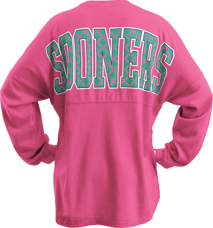 Three Squared Juniors' University of Oklahoma Quatrafoil Sweeper