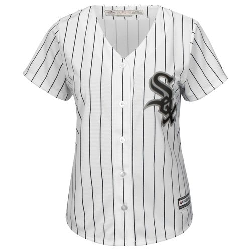 Majestic Women's Chicago White Sox Cool Base Replica Home Jersey