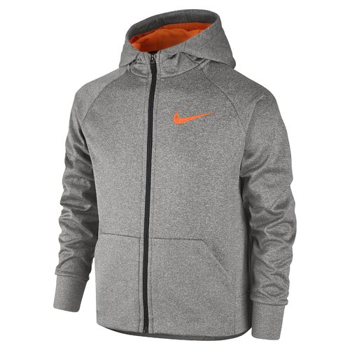 Nike Boys' Therma Full Zip Training Hoodie
