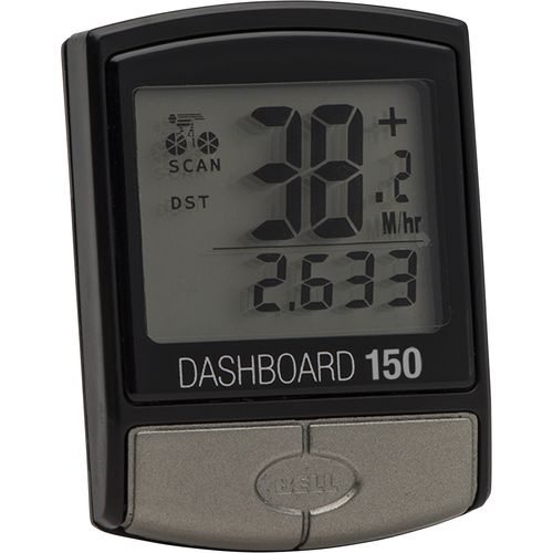 Display product reviews for Bell Dashboard 150 Cyclocomputer