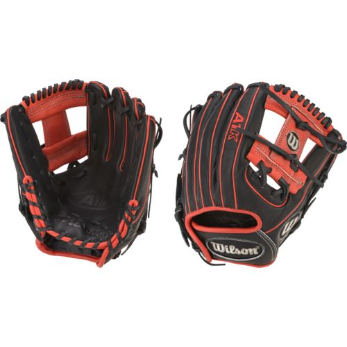 "Wilson Adults' A1K™ DP15 11.5"" Baseball Infield Glove"
