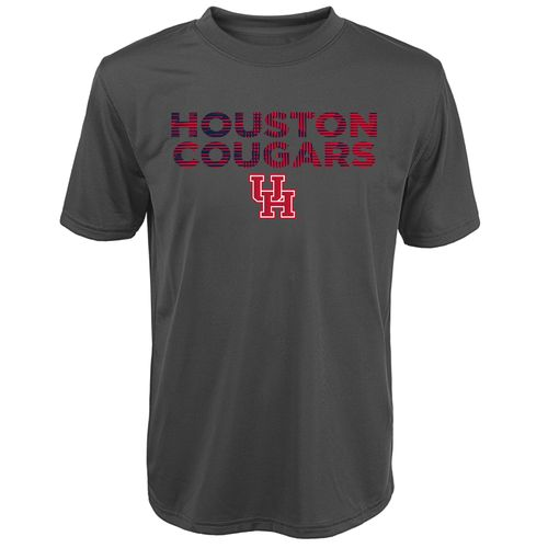 Gen2 Kids' University of Houston In Motion Clima Triblend T-shirt