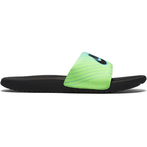 Nike Boys' Kawa Print Sports Slides
