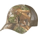 Game Winner® Men's Realtree Xtra® Deer Skull Logo Trucker Hat