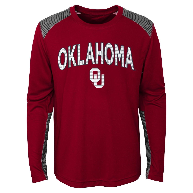NCAA Boys' University of Oklahoma Ellipse T-shirt