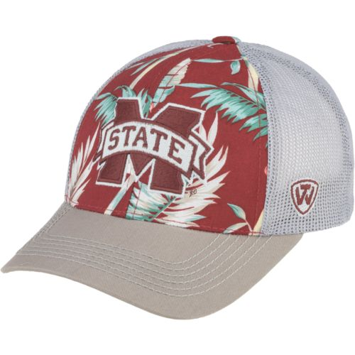 Top of the World Men's Mississippi State University Ocean Front Adjustable Cap