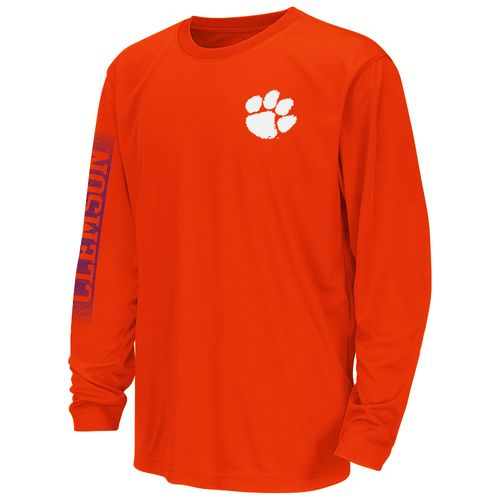 Colosseum Athletics™ Juniors' Clemson University Long Sleeve