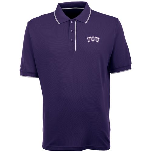 Antigua Men's Kansas State University Elite Polo Shirt