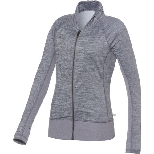 BCG Women's Twill Terry Jacket