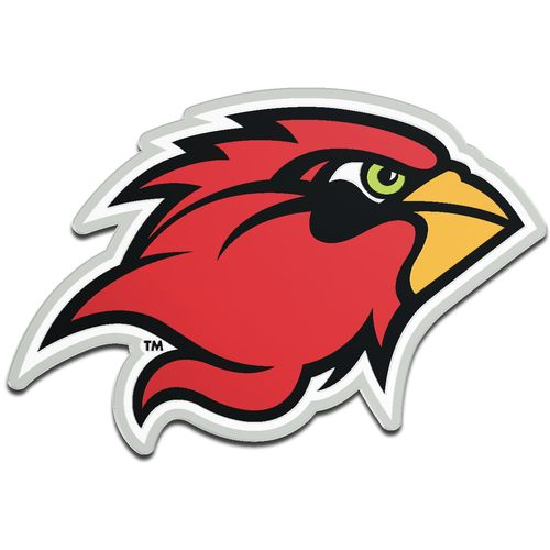 Stockdale Lamar University Laser-Cut Auto Emblem