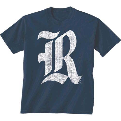New World Graphics Men's Rice University Alt Graphic T-shirt