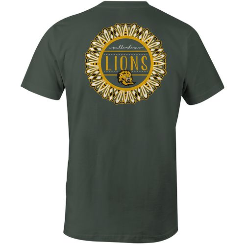 Image One Women's Southeastern Louisiana University Color Me Comfort Color T-shirt