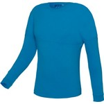 Above Wings Women's Wing Back Beach Bum Long Sleeve Shirt - view number 2