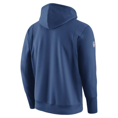 Nike Men's Indianapolis Colts Vapor Speed Fleece Hoodie - view number 3
