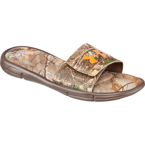 Under Armour Men's Ignite Camo V Sports Slides - view number 2