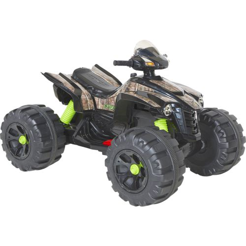 Display product reviews for Surge 12V Camo Mega Wheel XL Quad Ride-On