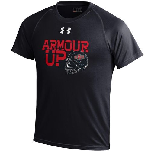 Under Armour™ Boys' Arkansas State University Armour Up T-shirt