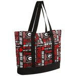 Forever Collectibles™ Women's University of Georgia Tote Bag